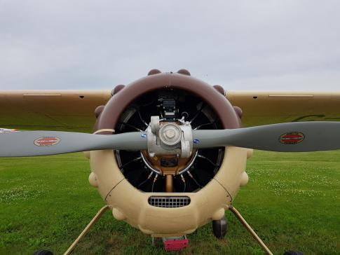 Off Market Aircraft in Quebec: 1947 Cessna 190 - 1
