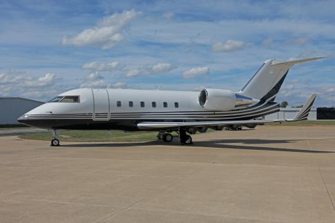 Off Market Aircraft in USA: 1988 Bombardier CL-601-3A/ER - 1