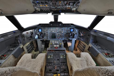 Off Market Aircraft in USA: 1988 Bombardier CL-601-3A/ER - 2