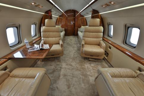 Off Market Aircraft in USA: 1988 Bombardier CL-601-3A/ER - 3