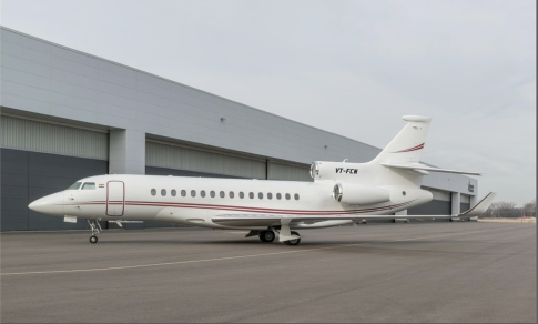 Off Market Aircraft in USA: 2016 Dassault Falcon - 1