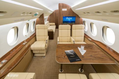 Off Market Aircraft in USA: 2016 Dassault Falcon - 2