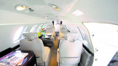 Off Market Aircraft in Sweden: 2006 Cessna Citation CJ3 - 3