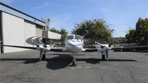 Aircraft for Sale in Washington, United States: 1980 Cessna 414A Chancellor