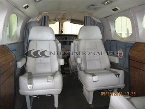 Off Market Aircraft in Washington: 1980 Cessna 414A - 3