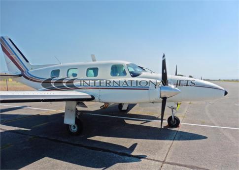 Aircraft for Sale in Washington, United States: 1984 Piper PA-31P-350 Mojave