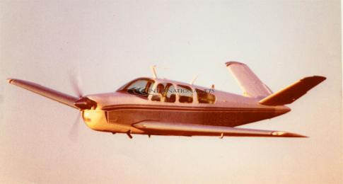 Off Market Aircraft in Washington: 1967 Beech Bonanza - 1