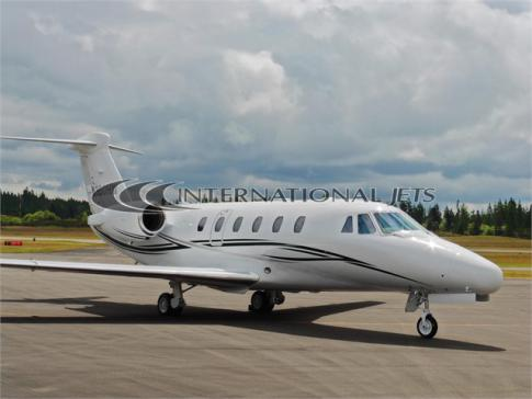 Off Market Aircraft in Washington: 1997 Cessna Citation VII - 1