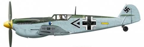 Aircraft for Sale in California: 1958 Messerschmitt Bf 109 - 3