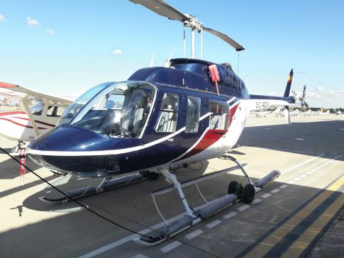 Off Market Aircraft in Madrid: 1989 Bell 206L3 - 2