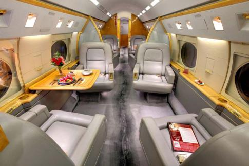 Off Market Aircraft in USA: 1995 Gulfstream GIV/SP - 2