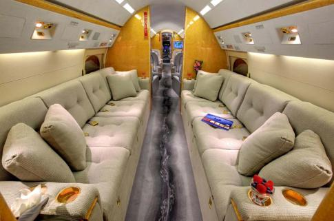 Off Market Aircraft in USA: 1995 Gulfstream GIV/SP - 3