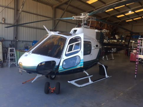 Aircraft for Sale in COOTAMUNDRA, NSW, Australia (YTCM): 1979 Eurocopter AS 350D Ecureuil