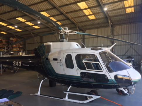 Off Market Aircraft in NSW: 1979 Eurocopter AS 350D - 2