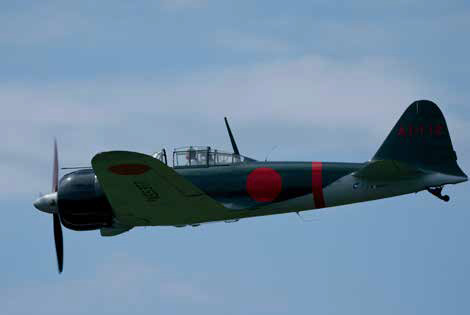 Aircraft for Sale in California: 1942 Mitsubishi A6M - 2