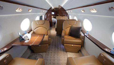 Aircraft for Sale in Shanghai, China: 2015 Gulfstream G450