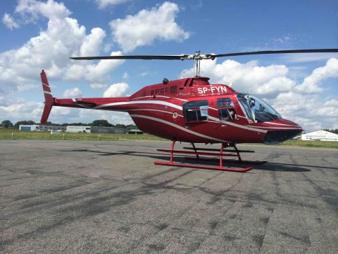 Aircraft for Sale in Poland: 1992 Bell 206B3 JetRanger III