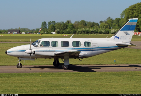 Aircraft for Sale in Netherlands: 1980 Piper PA-31-350 - 1