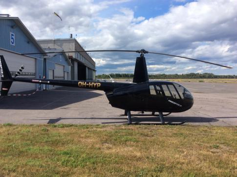 Aircraft for Sale in Helsinki: 2008 Robinson Raven - 1