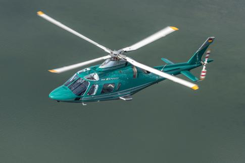 Off Market Aircraft in Bavaria: 2002 Agusta A109E - 2
