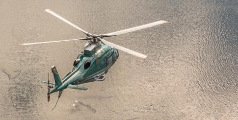 Off Market Aircraft in Bavaria: 2002 Agusta A109E - 3