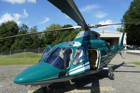 Aircraft for Sale in Munich, Bavaria, Germany (EDML): 2002 Agusta A109E