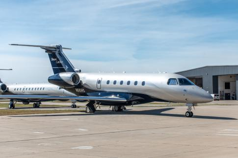 Off Market Aircraft in Texas: 2015 Embraer Legacy 500 - 2