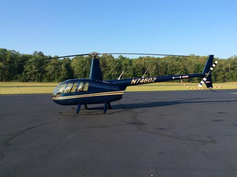Off Market Aircraft in Tennessee: 2006 Robinson R-44 - 1