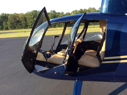 Off Market Aircraft in Tennessee: 2006 Robinson R-44 - 2