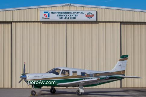 Aircraft for Sale in Murfreesboro, Tennessee, United States (KMBT): 2000 Piper PA-32R-301 Saratoga II-HP