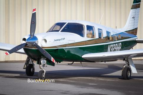 Off Market Aircraft in Tennessee: 2000 Piper Saratoga II-HP - 2