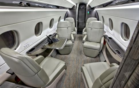 Aircraft for Sale in Wisconsin: 2017 Embraer Legacy 450 - 2