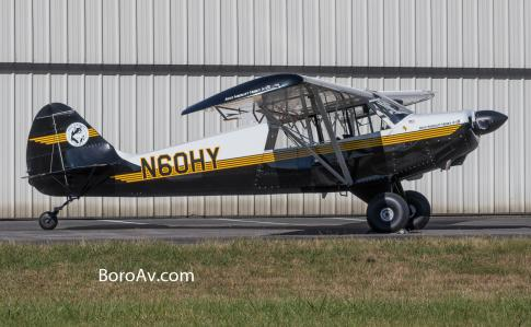Aircraft for Sale in Murfreesboro, Tennessee, United States (KMBT): 2002 Aviat Aircraft Inc. A-1B Husky