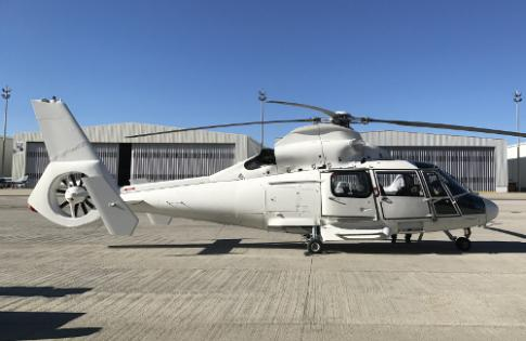 Off Market Aircraft in Portugal: 2004 Eurocopter AS 365N3 - 1