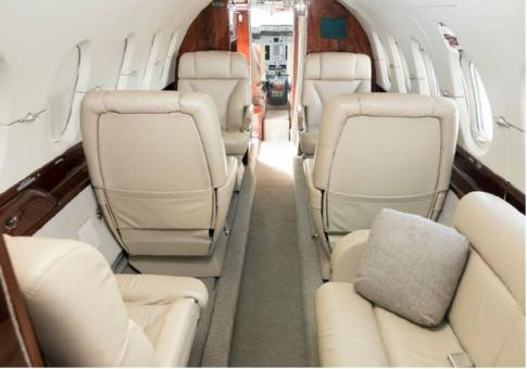Aircraft for Sale in USA: 2005 Hawker Siddeley 125-800XP - 3