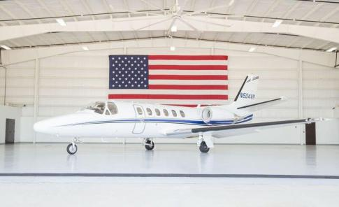 Aircraft for Sale in United States: 2005 Cessna 550 Citation Bravo