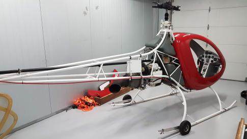 Aircraft for Sale in Iceland: 2004 Eagle R&D Helicycle - 3