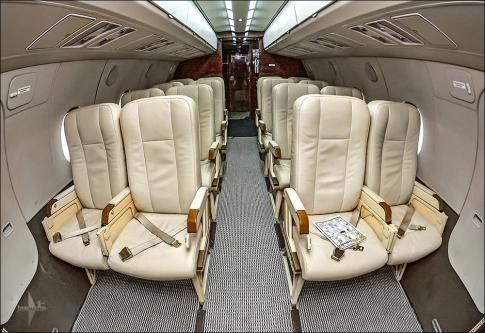 Aircraft for Sale in Russia: 1983 Tupolev TU-134B - 2
