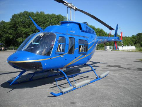 Aircraft for Sale in Norrtälje, Sweden (ESSN): 1995 Bell 206L4 LongRanger IV