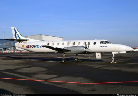 Aircraft for Sale/ Lease in Spain: 1987 Fairchild Swearingen SA227-AC Metro III