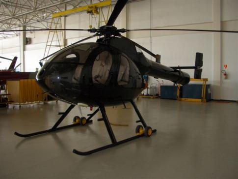Off Market Aircraft in Italy: 1995 MD Helicopters 520N - 1