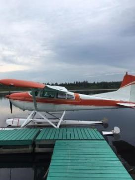 Off Market Aircraft in Quebec: 1966 Cessna 185E - 1