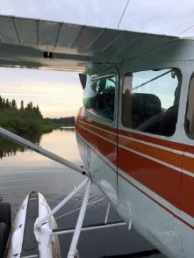 Off Market Aircraft in Quebec: 1966 Cessna 185E - 2