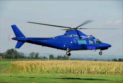 Aircraft for Sale/Lease/ACMI Lease/Wet Lease/Damp Lease/Dry Lease in Greece: 1986 Agusta A109A II - 1