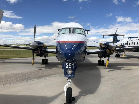 Aircraft for Sale in Wyoming: 1996 Beech 1900D - 2