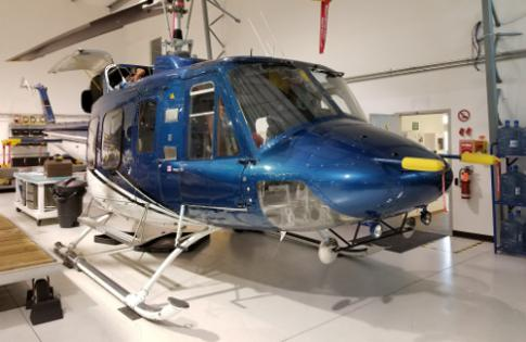 Aircraft for Sale in Canada: 1972 Bell 212