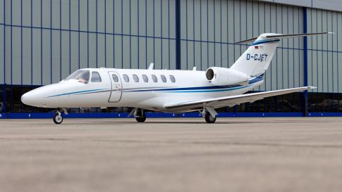 Aircraft for Sale in Germany: 2010 Cessna 525 Citation CJ3
