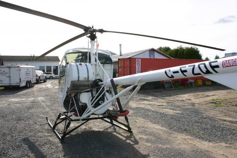 Aircraft for Sale in St-Mathieu de Beloeil, Quebec, Canada (CSB3): 1995 Schweizer 269C-1