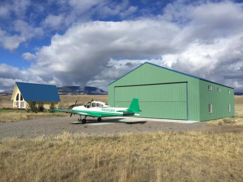 Off Market Aircraft in Montana: 1948 North American  - 2