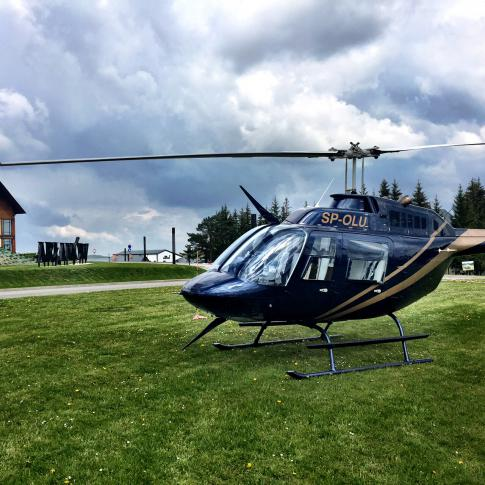 Aircraft for Sale in Poland: 1993 Bell 206B3 JetRanger III